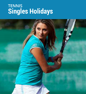 Single Tennis Holidays