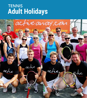 Adult Tennis Holidays