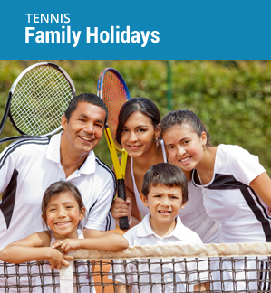 Family Tennis Holidays