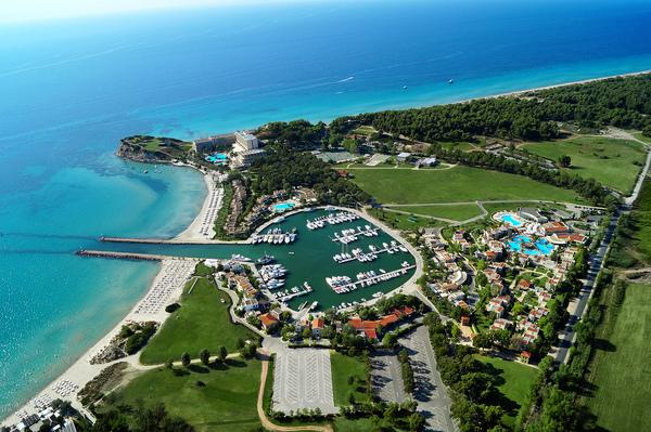 Sani Beach Hotel Or Sani Beach Club